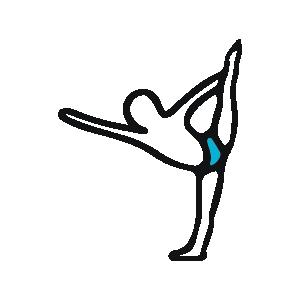 Bikram Yoga Manchester - Standing Bow Pulling Pose